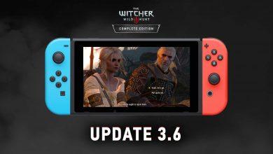 Photo of The Witcher 3 na Switch recebe cross-save com versão PC