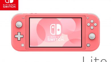Photo of Nintendo Switch Lite Coral chega à Europa em Abril