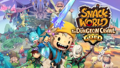 Photo of Snack World: The Dungeon Crawl Gold