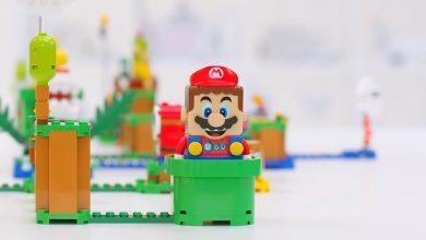 Photo of LEGO e Nintendo revelam a linha completa de LEGO Super Mario