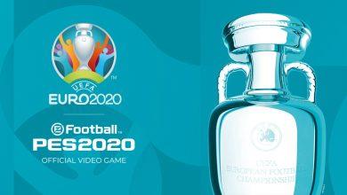 Photo of PES 2020 vai receber conteúdo do UEFA EURO 2020