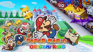 Photo of Paper Mario: The Origami King anunciado para a Switch