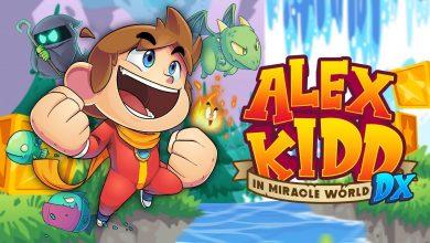 Photo of Alex Kidd vai ter direito a um remake