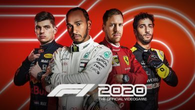 Photo of F1 2020