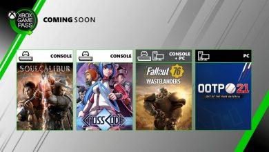 Photo of Soulcalibur VI e Fallout 76 a caminho do Xbox Game Pass
