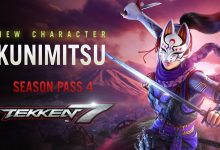 Photo of Kunimitsu está a caminho de Tekken 7
