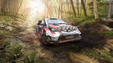 Photo of WRC 9