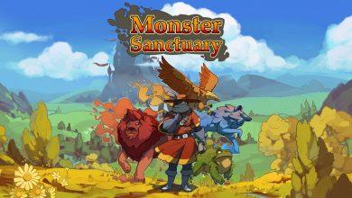 Photo of Monster Sanctuary será lançado a 8 de Dezembro
