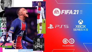 Photo of FIFA 21 chega à PS5 e Xbox Series X|S em Dezembro