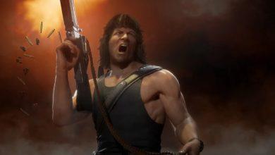 Photo of Vejam Rambo em acção em Mortal Kombat 11